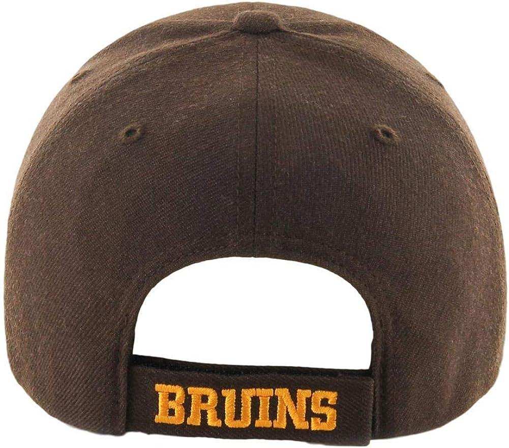 47 Brand Vintage Boston Bruins Cap Brown