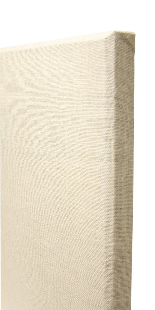 ATS Acoustic Panel 24x48x2 Inches in Ivory ATS Acoustics 4334435675