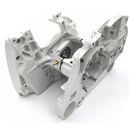 Amazon com: Shioshen Aluminum Crankcase Crank Case Engine