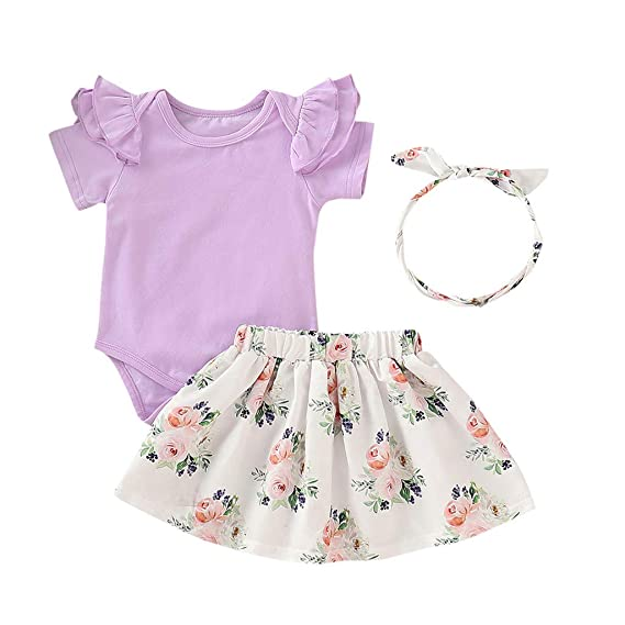 Niñas Infantil con Estampado De Flores Rosas Camiseta De Mangas ...