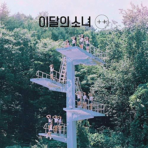 Monthly Girl - [+ +] Debut Mini Album Normal B Ver CD+PhotoBook+PhotoCard K-POP Sealed Loona Favorite