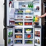 Dacor Distinctive 36 French Door Stainless Steel Bottom Freezer Refrigerator