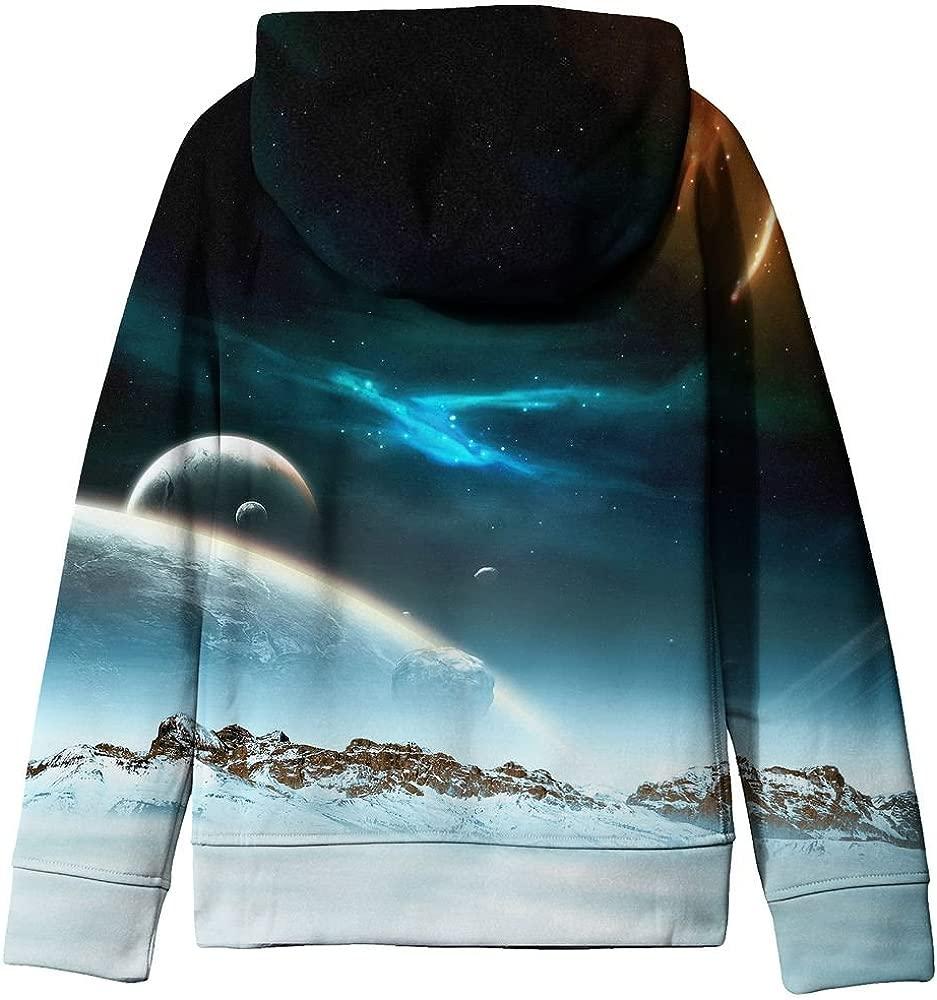 Stillmee Boys Hoodie 3D/Printed/Casual/Novelty/Pullover/Hooded/Sweatshirt/for/Kids/Aged/6-14
