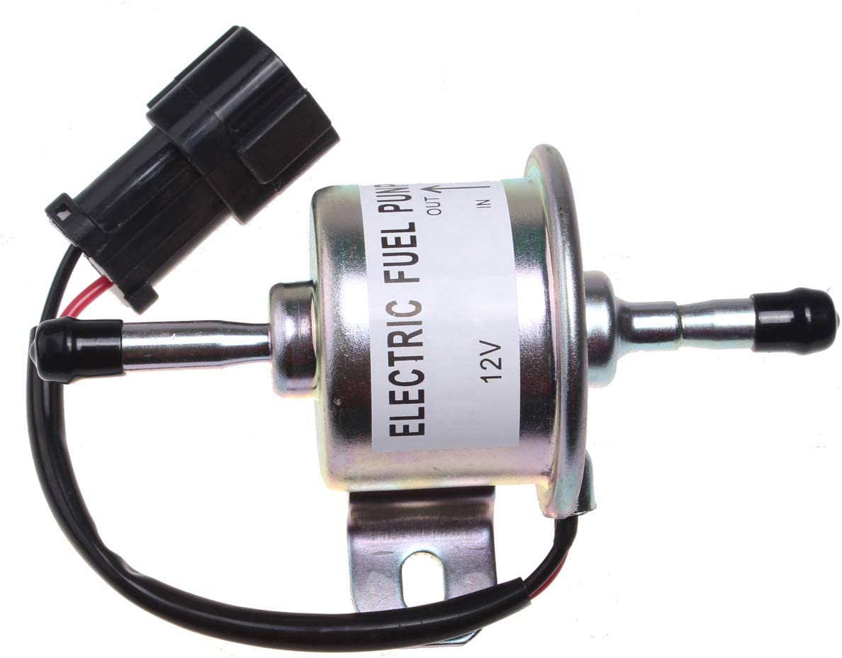 Holdwell Fuel Pump AM876266 AM876207 for John Deere 655 755 855 790 990 2520 2720 3120 Compact Tractor