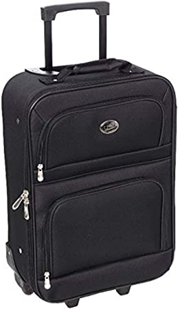 Jetstream Softside Rolling Lightweight Luggage