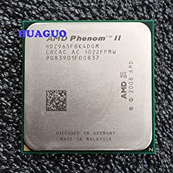 Image of the product AMD Phenom II X4 965 that is listed on the catalogue brand of AMD.