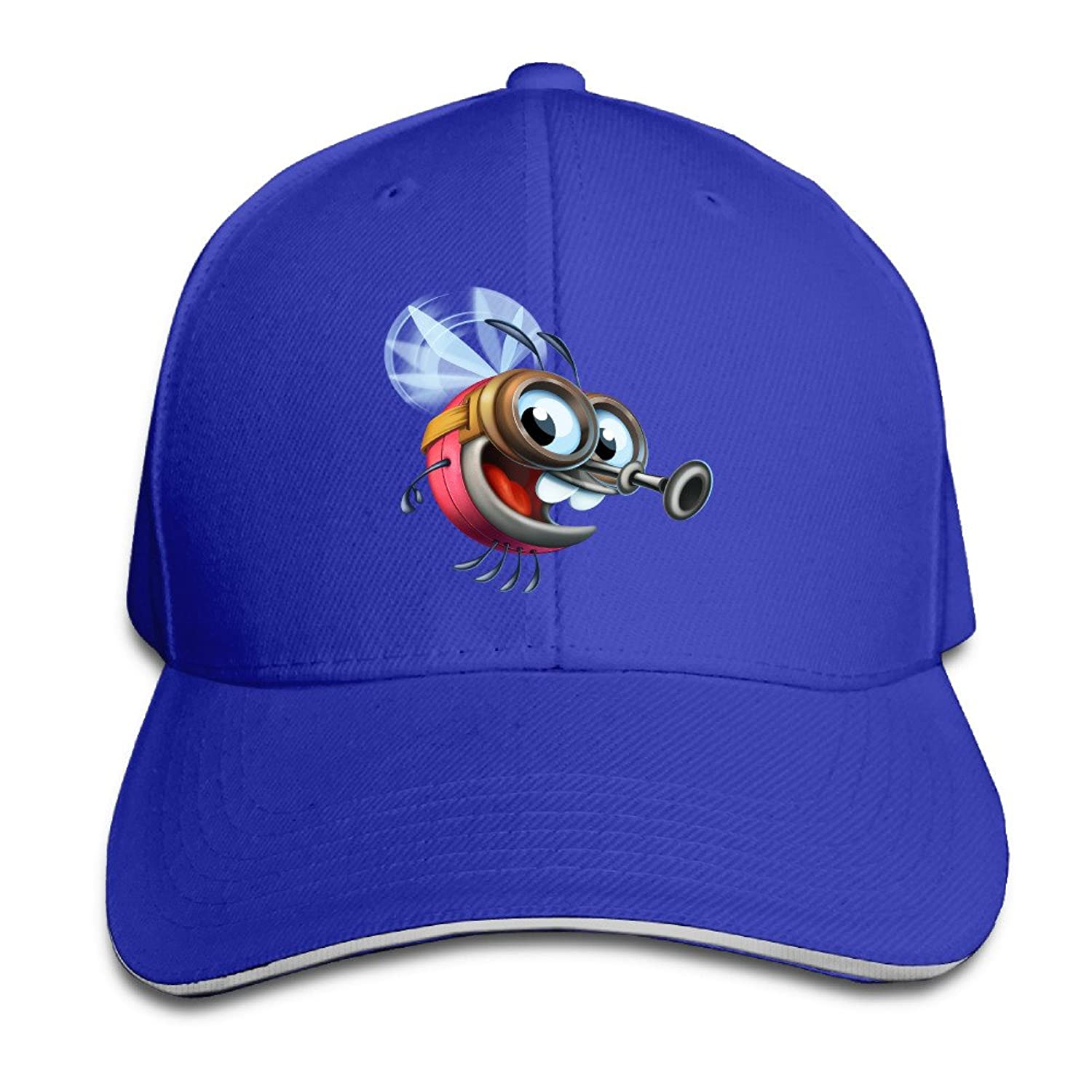 White Fashion Sandwich Caps Five Nights At Freddy's For Unisex
