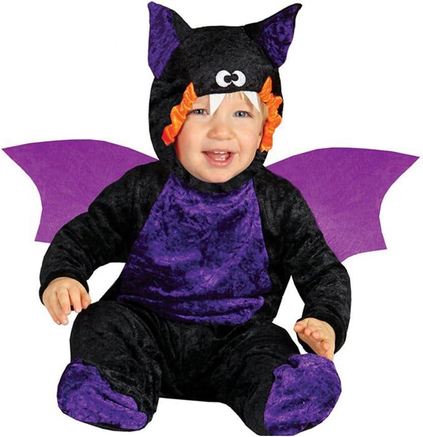 Guirca Rudy Disfraz murciélago Vampiro Niño recién Nacido, 0/12 ...
