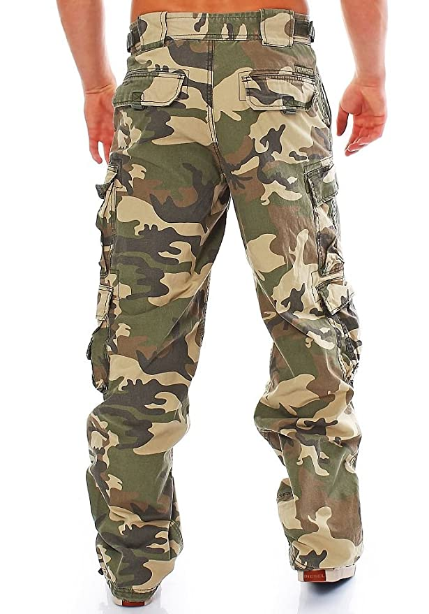 JET LAG Cargohose 007 camouflage  Amazon.de  Bekleidung 7f64a8312f