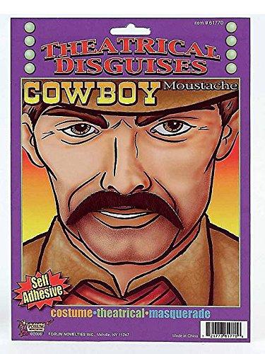 Black Moustache: Cowboy - Costume Ideas