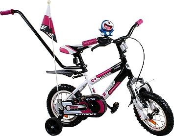 Bicicleta para Niños Infantil Bicicleta con Ruedines - BMX Rbike 4 ...