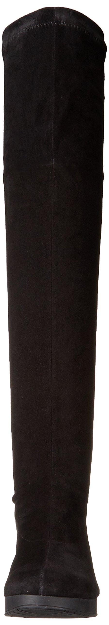 Robert Clergerie Women's Natul Winter Boot,Black Suede,39.5 EU/9 B US by Robert Clergerie (Image #4)