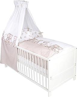 Nicht Zutreffend Baby Betten Set Babybettwäsche 3 Tlg BÄRENLAND 1 |  Baumwolle |
