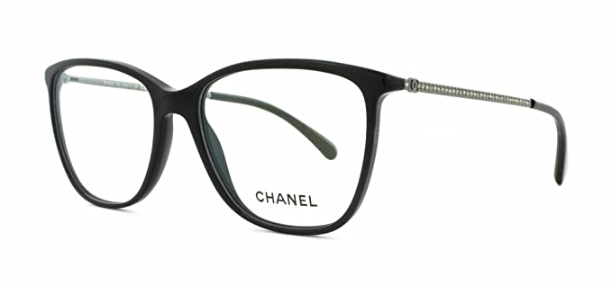69c3516d76 Image Unavailable. Image not available for. Colour  Chanel OCH 3294b C501  Size 54 Prescription Eyewear Black