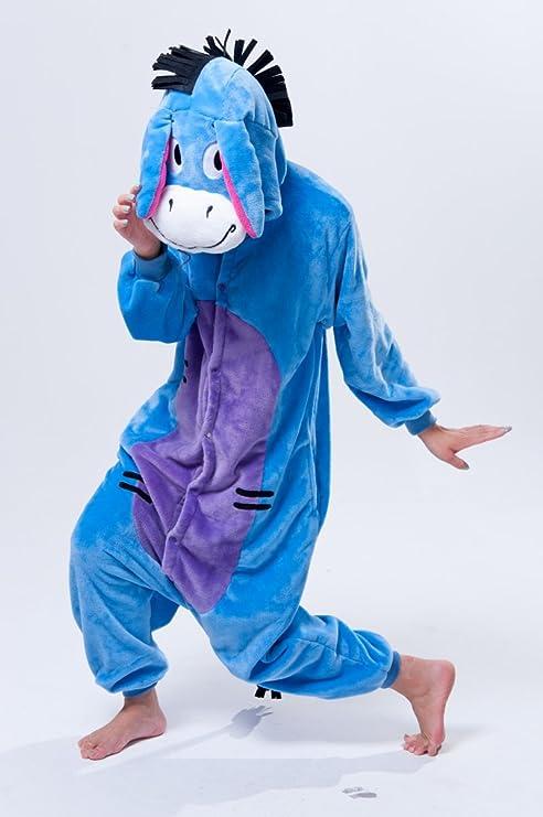 meticolosi processi di tintura Sconto speciale ufficiale Adulto Unisex Winnie the Pooh Maialino Tigre eeyore donkey ...
