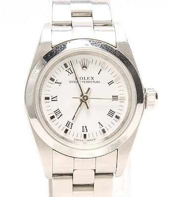 sale retailer aaefc e624f Amazon | ロレックス 腕時計 オイスターパーペチュアル 76080 ...