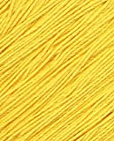 Tahki Cotton Classic Yarn (3533) Bright Yellow By The Each