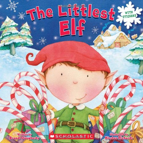 The Littlest Elf - Books Christmas