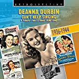 Deanna Durbin: Can't Help Singing - A Tribute, Her 27 finest