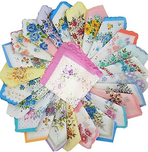 The 8 best vintage handkerchiefs