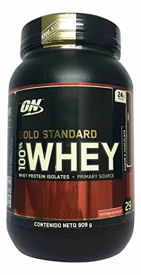 Optimum Nutrition 100 Whey Protein Gold Standard Double Rich Chocolate 2 lbs.
