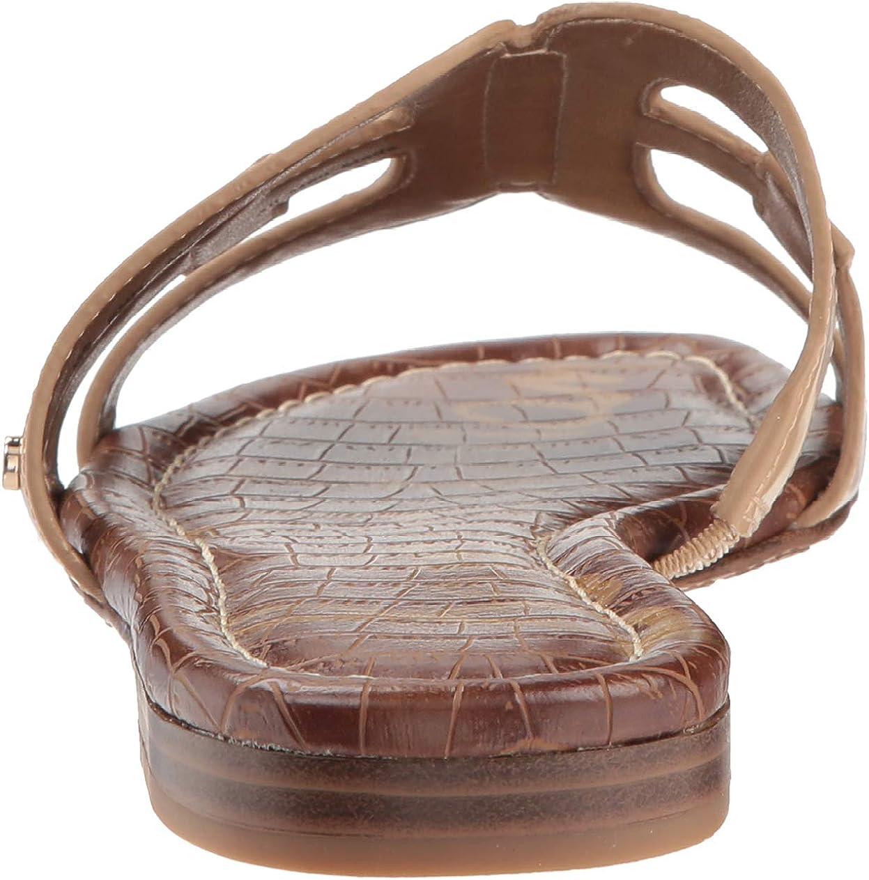Sam Edelman Womens Bay Flat Sandals