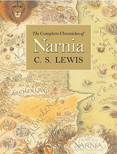 The Complete Chronicles of Narnia (text only) by C. S. Lewis,P. Baynes