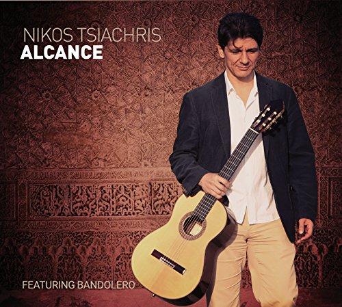 CD : NIKOS TSIACHRIS - Alcance (CD)