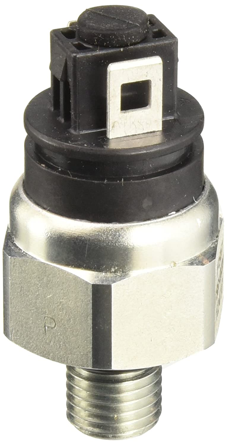 Gems PS61-80-4MSZ-B-SP Series PS61 OEM Subminiature Pressure Switch Circuit SPST N.C Spade Terminals 800-1960 psi Range 7//16-20 SAE Male Steel Fitting Pack of 10