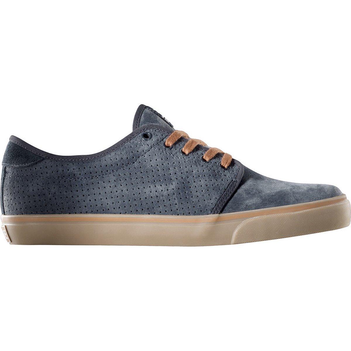 Dekline Men's Santa FE Skate Shoe 11 D(M) US|Navy/Gum