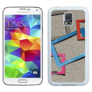 New Beautiful Custom Designed Cover Case For Samsung Galaxy S5 I9600 G900a G900v G900p G900t G900w With Textured Picture Frames Digital Art (2) Phone Case