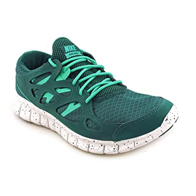 Nike Free Run 2+ EXT grün weiß (555174 333) Gr. 44,5: Amazon