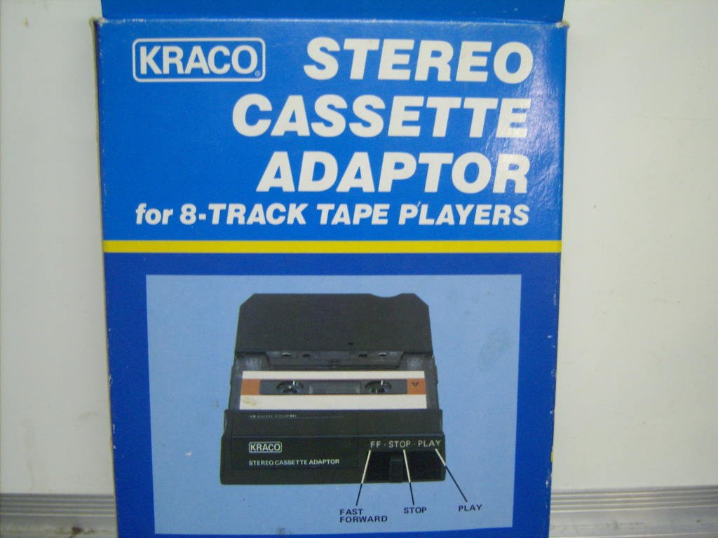 Kraco radio wiring wire center kraco stereo 8 track cassette adaptor kca 7a amazon com books rh amazon com kraco radio wiring caset player kraco radio wiring caset player asfbconference2016 Gallery