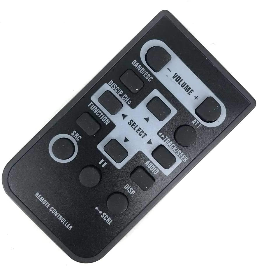 10//PCS New Replace For Pioneer Car Audio System Unit Remote Control Remoto Controller Fernbedienung DEH-4800FD Calvas