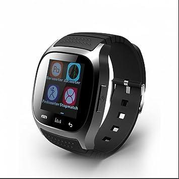 Smartwatch Bluetooth con GPS, reloj inteligente metálico ...