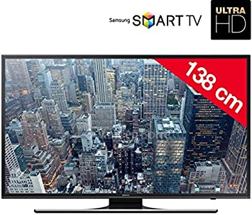 ue55ju6400 – Televisor LED Smart TV Ultra HD + Kit n ° 4 – pared y cable HDMI 3d: Amazon.es: Electrónica