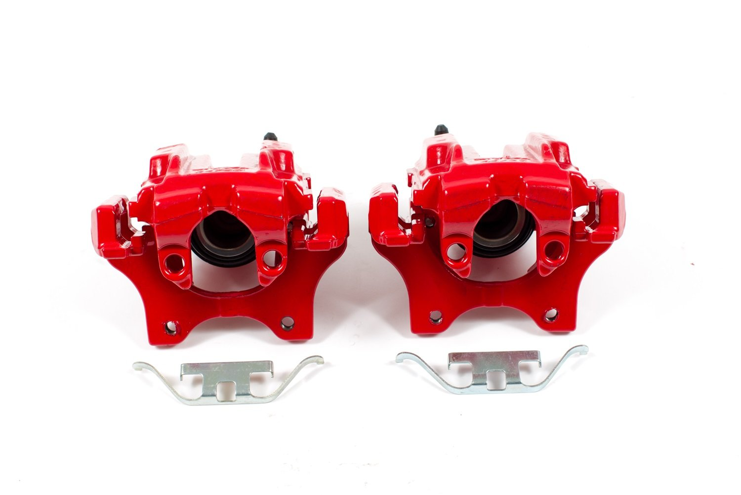 Power Stop S3328 Red Powder-Coated Performance Caliper