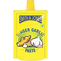 Smith and Jones Paste, Ginger Garlic, 200g