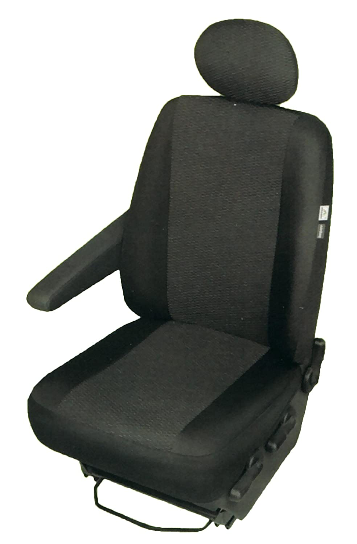 Kegel Blazusiak Front Stoffsitzbez/üge Sitzschoner Set Fahrersitz Doppelbank Zweierbank Geteilte Sitzfl/äche