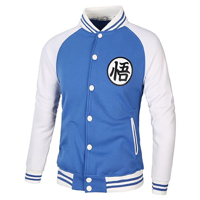 COCO clothing Beisbol Chaqueta Hombre Cazadoras College ...