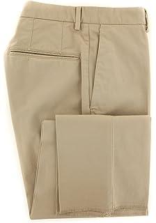 Amazon Com Incotex Blue Solid Pants Slim Clothing