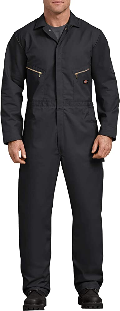 Dickies Deluxe Blended Coverall Traje de Trabajo. para