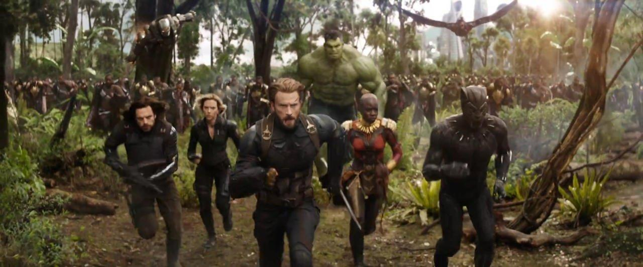 Avengers: Infinity War (Plus Bonus Content) Awesome movie that makes you want more, now!