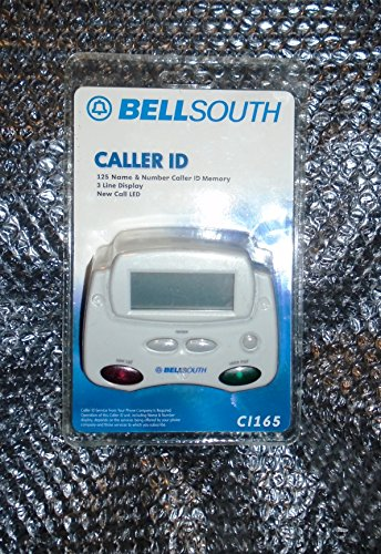 Bell South Caller ID Name and Number (CI-165)