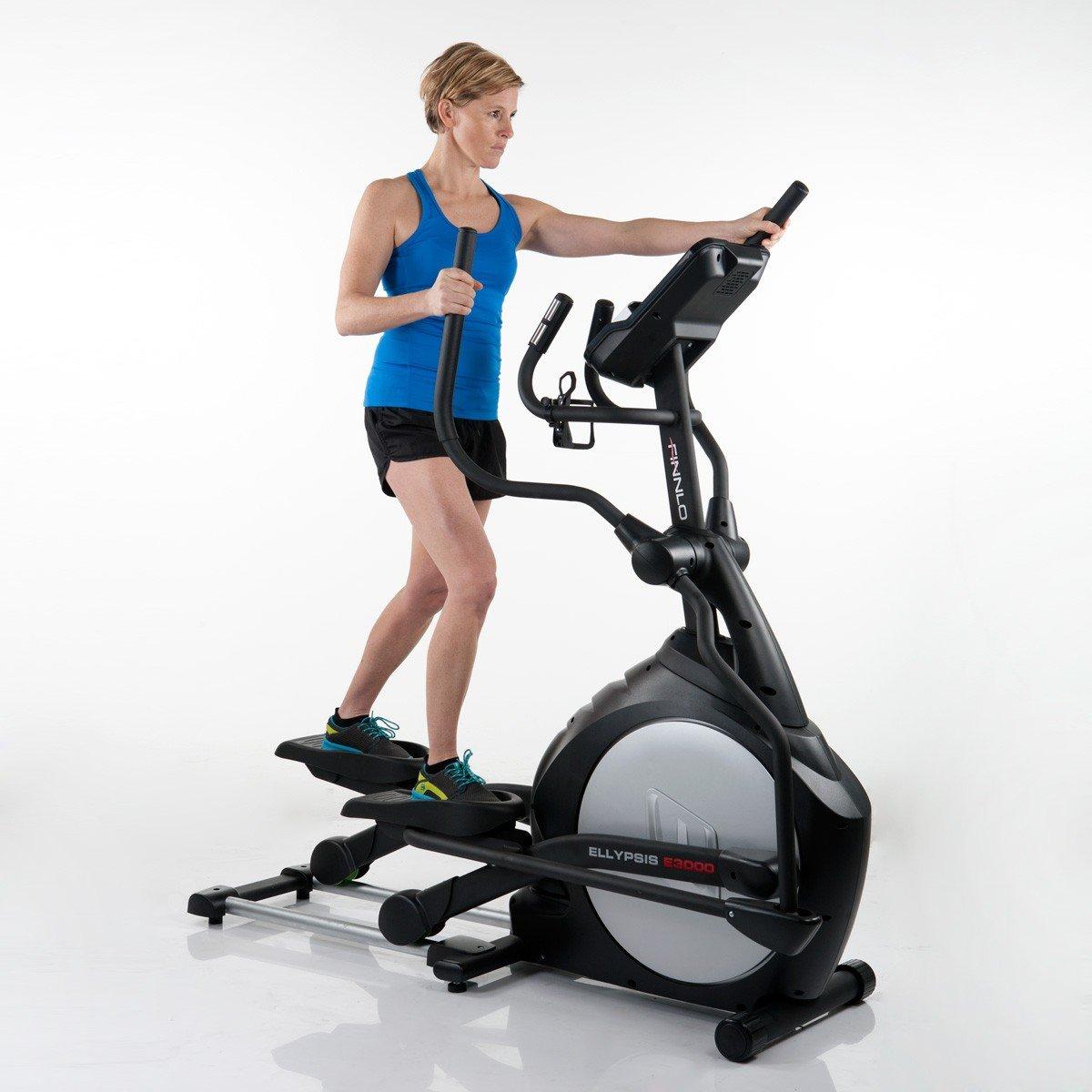 Finnlo Bicicleta Elíptica Ellypsis Sole XTR: Amazon.es: Deportes y aire libre
