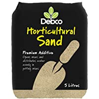 Debco 605107 Horticultural Sand for Seed Cutting Potting Mix
