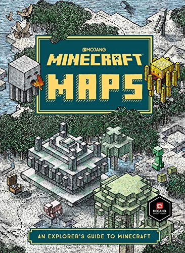 Minecraft: Maps: An Explorer's Guide to Minecraft (The Official Minecraft Guide)