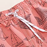 SULANG Men's Lightweight Quick Dry Sailboard Sketch