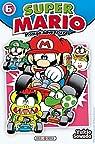 Super Mario - Manga Adventures, tome 6 par Sawada