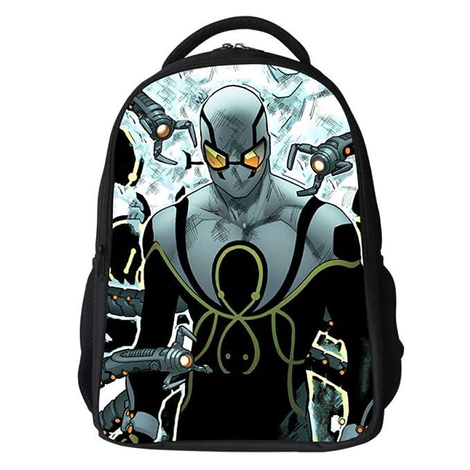 Mochila Escolar Para Niños Adolescentes Ligeros Mochilas Para Niños Y Niñas Bolsas Escolares De 6-11 Años,Spiderman(1)-42x29x18cm: Amazon.es: Ropa y ...